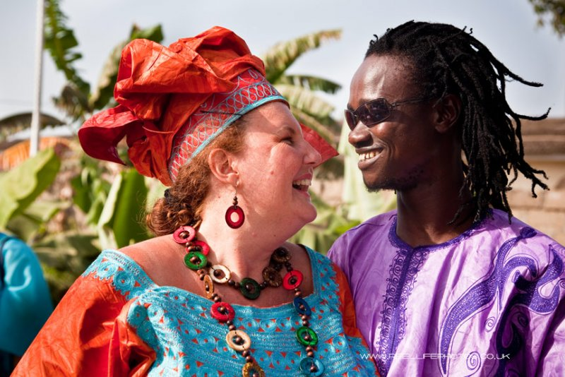 Gambian Wedding