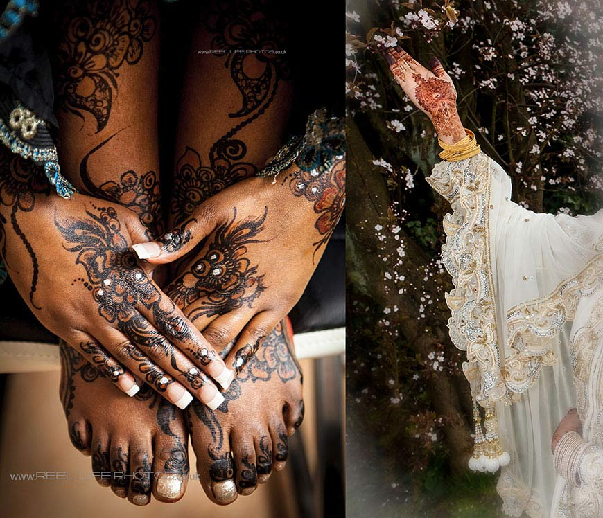 Somali and Asian wedding photography